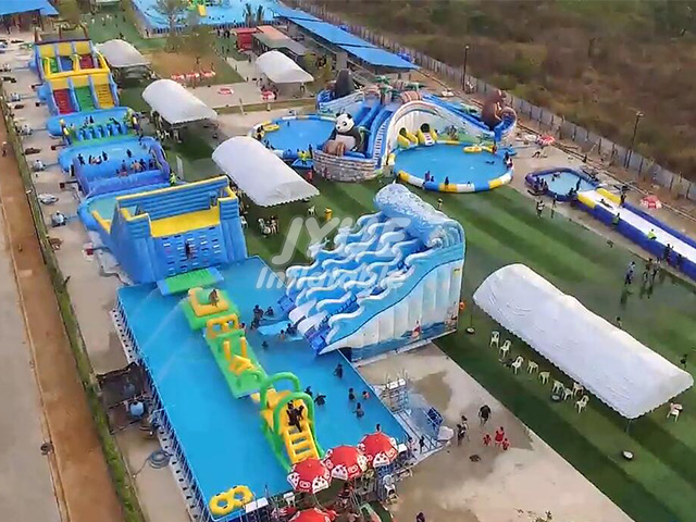 How To Increase The Profit Of Mobile Water Park Project?