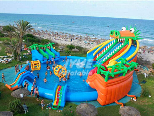 Adult Water Theme Amusement Park Water Playground For Sale