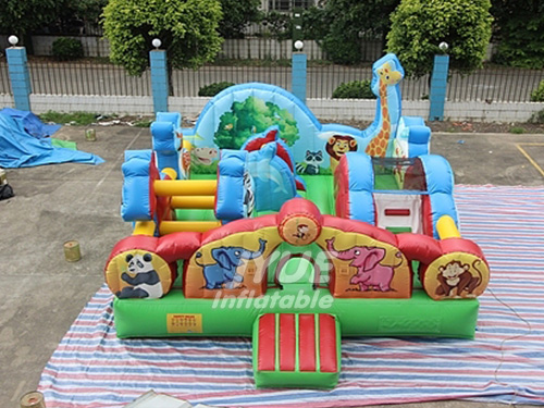 Outdoor Playground nflatable Castle