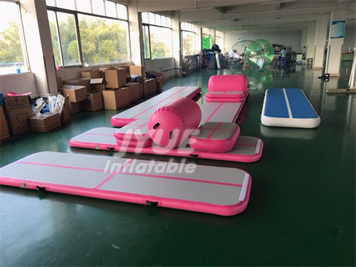 High Quality Popular Mini Inflatable Air Track Training Set For Training