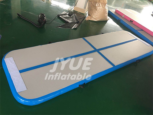 Factory Gymnastics Inflatable Air Tumble Track For Sale , Inflatable Gymnastics Mat