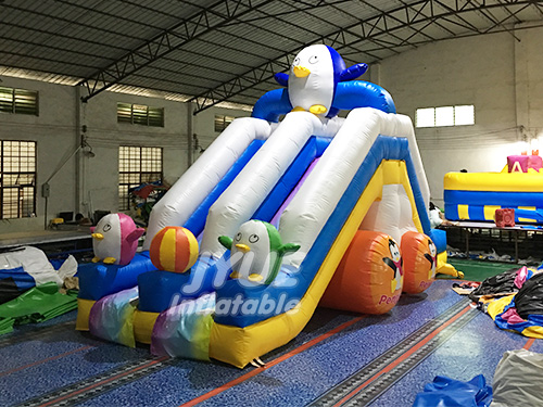 Small Children Pool With Slide Swimming Pool Slide Inflatable