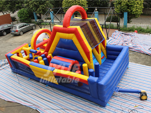 Top Quality Adults Commercial Giant Inflatable Obstacle Course