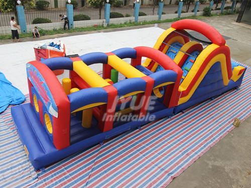 Adult Energy Cheap Giant Inflatable Obstacle Course