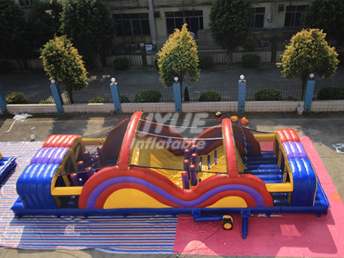Giant Adults Inflatable Obstacle Course