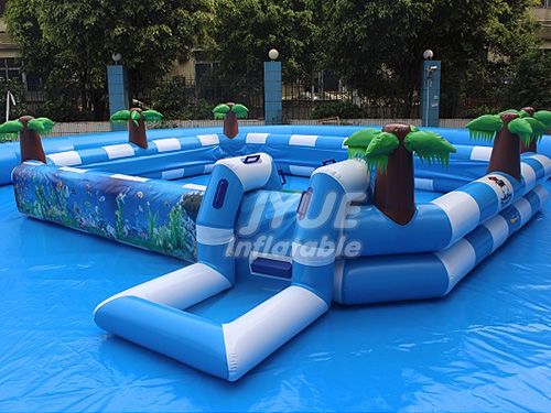 Kids Or Adults Blow Up Pool PVC Inflatable Swimming Pool