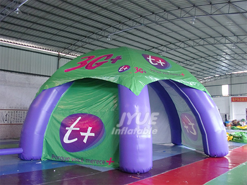 Hot Sale New Inflatable Tent With Led Light And Blower 220v