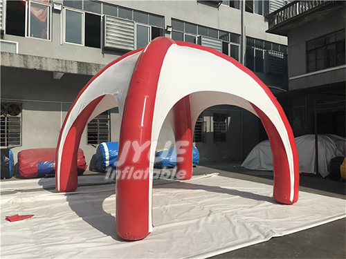 Hot Sale Advertising Red Inflatable Tent For Promotion