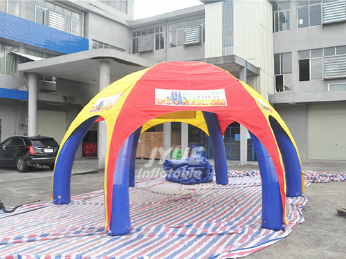 High Quality Sport Advertising Inflatable Tent Customized Inflatable Tent