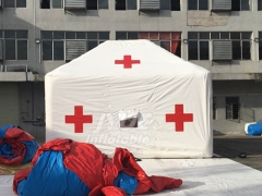 New Red Cross Inflatable Tent