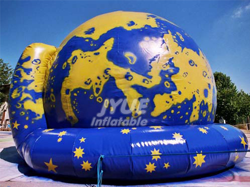 Astronomical Inflatable Ball Tent For Teaching or Projecting