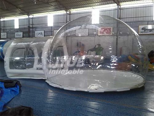 Hot Sale Outdoor/Indoor Inflatable Tent For Sale Bubble Inflatable Yurt Tent