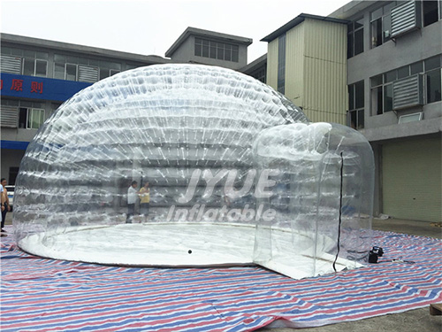 Giant Inflatable Wedding Tent Inflatable Party Tent Advantages
