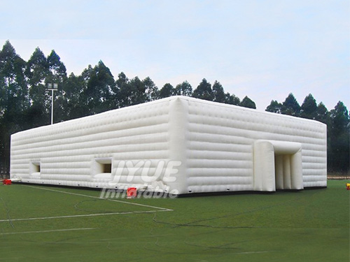 Big Size White Inflatable Tent White Inflatable Cube Tent