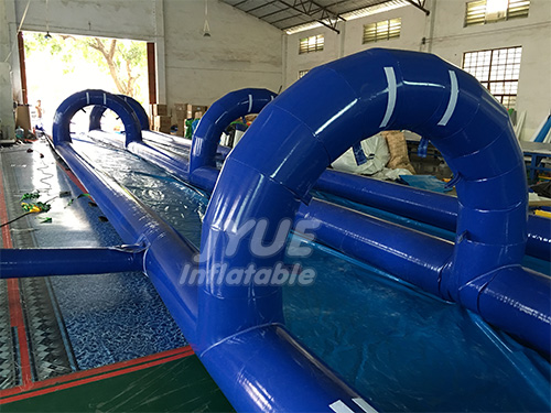 Pop-Up Inflatable Water Slide Events in Melbourne Adult Water Slide Inflatable City Slide