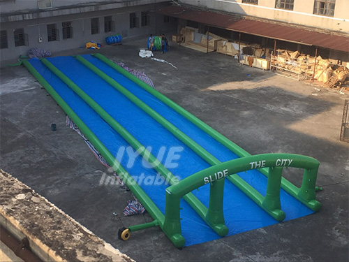 Inflatable Water Slide Events In Melbourne Adult Water Slide Inflatable City Slide