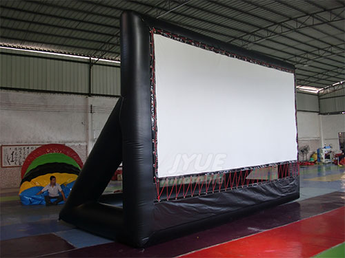 Inflatable Movie Screen For Party