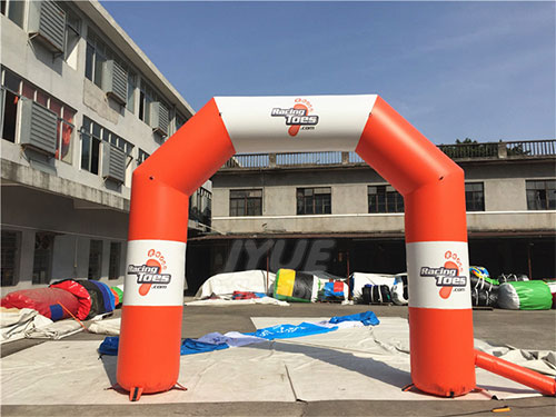 Outdoor Cheap Inflatable Advertising Arch Inflatable Start Finish Arch For Sport Events