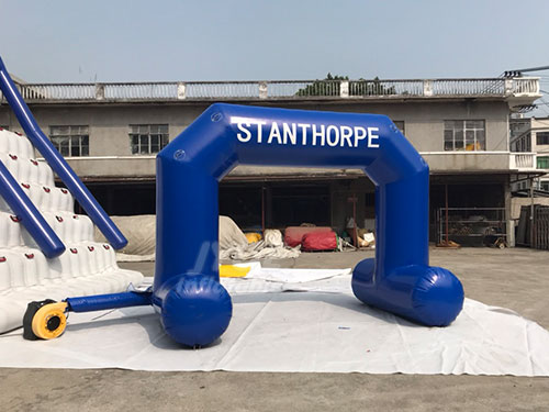 Inflatable Entrance Arch Factory Price Inflatable Race Arch
