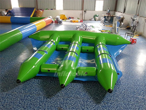 Inflatable Flying Fish Flying Tubes Towables