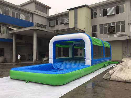 Custom Slip N Dip Inflatable Water Slide Rentals