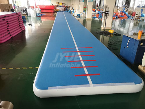 Australia Inflatable Gymnastics Air Mats, Inflatable Blue Air Track for Sale