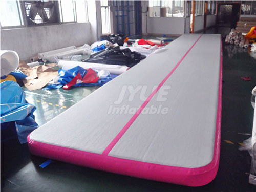 Factory Price Inflatable Gymnastics Spring Floor Gym Fitness Mats For Exceries