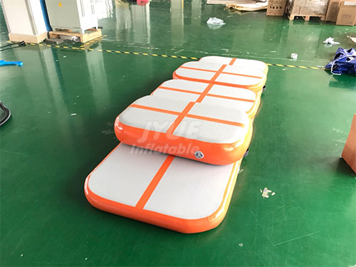 Best Selling China Good Quality Orange Gymnastic Landing Mat For Sale