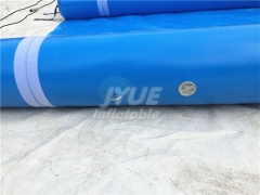 Commercial Double Slip N Slide Giant Inflatable Water Slide
