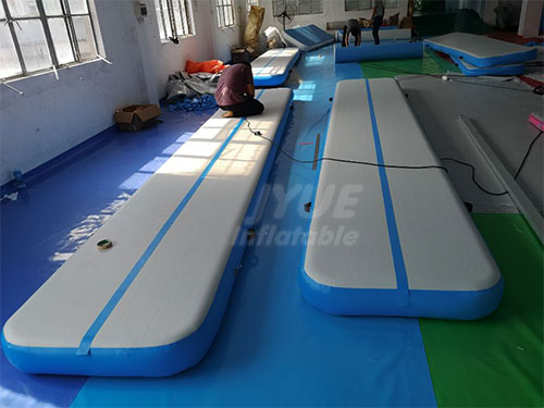 New Design Inflatable Air Track Gymnastics Inflatable Air Tumble Track For Sale
