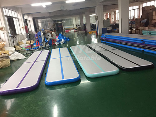 Gymnastics Manufacture Wholesale Inflatable Air Track Australia For Sale