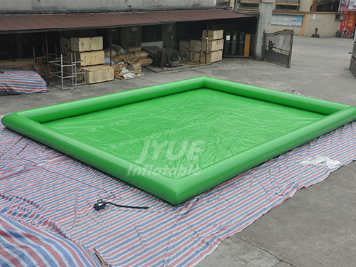 Blow Up Pool Rectangular Outdoor Inflatable Swimming Pool For Water Walking Ball