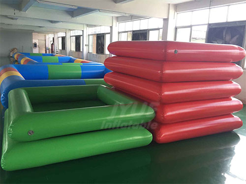 Colorful Inflatable Mini Swimming Pool For Kids