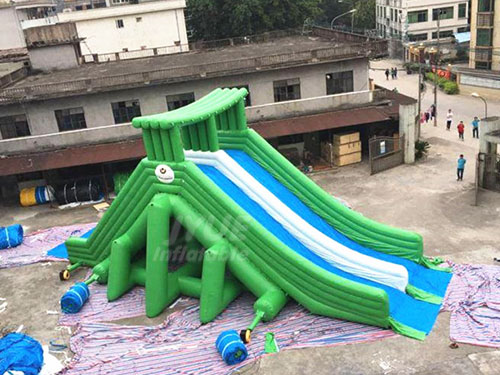 Inflatable Super Slide Kids Inflatable Pool With Slide