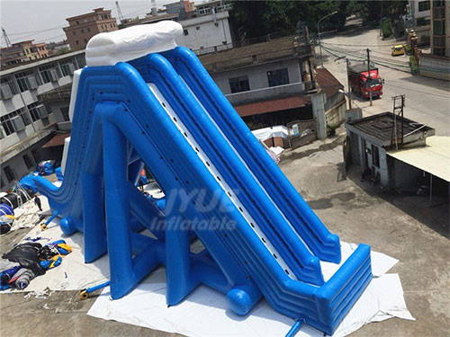 Large Blow Up Water Slide Inflatable Water Slide Clearance