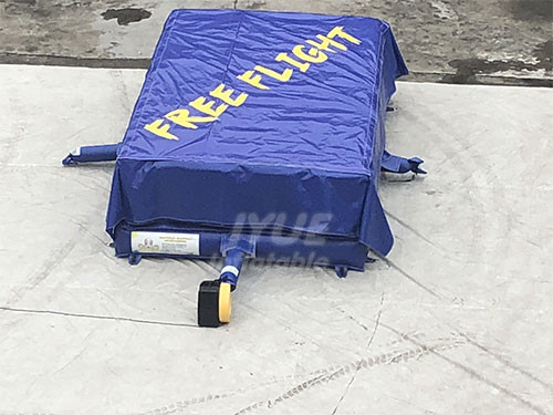 Inflatable Trampoline Foam Pit Jump Air Bag Stunt Air Bag For Jumping