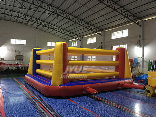 Challenging Mini Inflatable Fighting Ring Boxing Field For Sale