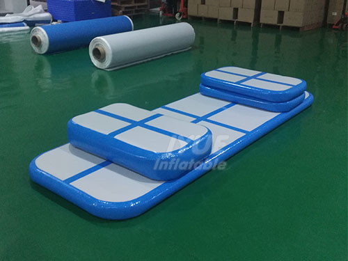 Inflatable Gym Air Spot Discount Price Home Edition Air Track Set