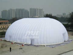 Best PVC Inflatable Tent With Canopy Inflatable Camping Tent Inflatable Dome For Sale