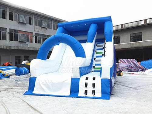 Cheap Commercial Used Dry Slide Kids Inflatable Slides For Sale