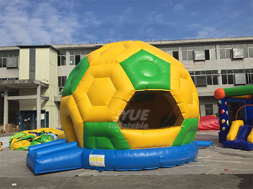 Cheap Kids Bounce House Soccer Big Jump House