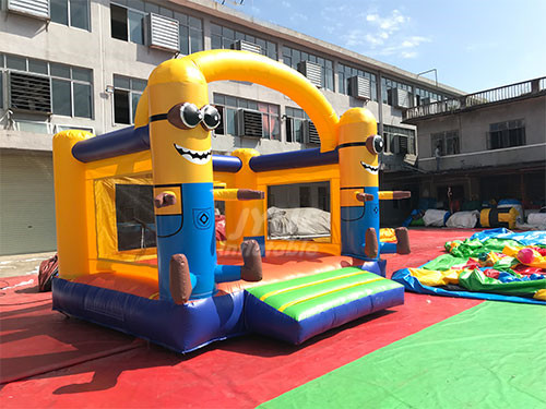 Jump House Purchase Minions Bounce House Business For Sale