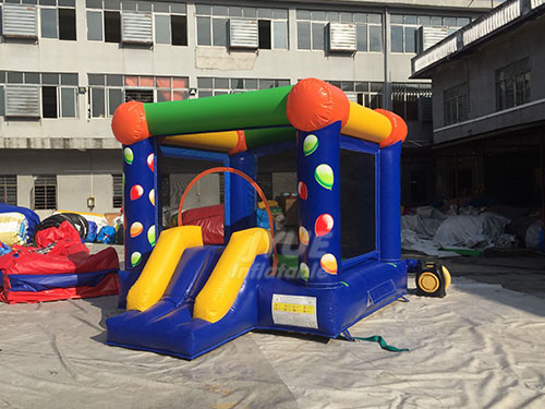 Cheap Commercial Inflatables Castle Jumper Inflatable House For Kids