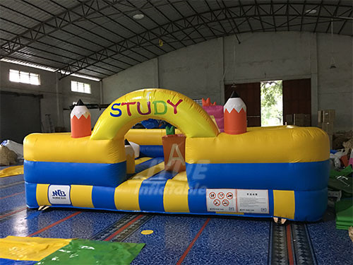 Inflatable Kids Play Small Bounce House For Inside