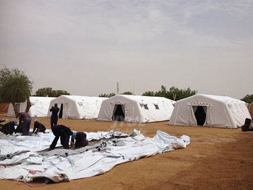 China Suppliers Medical Tents Hospital Rescue Tents Emergency